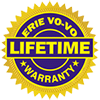 Lifetime Replacement Warranty
